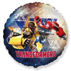 Balón Transformers spolu