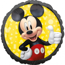 Balón Mickey Mouse kruh US