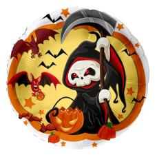 Balón Halloween Kostra