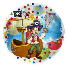 Balón Pirát Luky