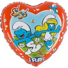 Balón Šmolkovia
