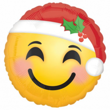 Balón Santa Emoji