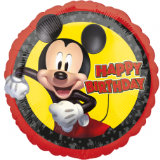 Balón Mickey Happy Birthday