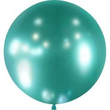 Balón strieborný Brilliant - veľký 60cm - 2FT