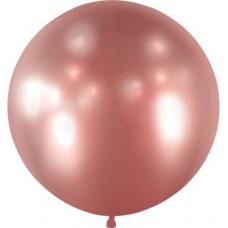 Balón ružový Brilliant - veľký 60cm - 2FT