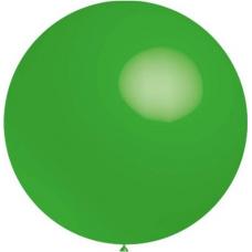 Balón Zelený 038 - veľký 60cm - 2FT
