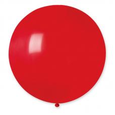 Balón veľký Gigant červený 135 cm