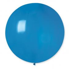 Balón veľký Gigant modrý 120 cm