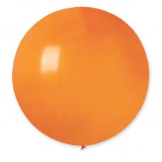 Balón veľký Oranžový 90 cm