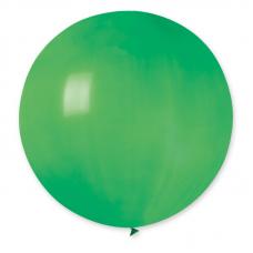 Balón veľký zelený 90 cm