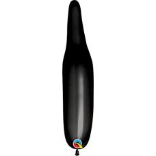 Balón modelovací čierny 321Q Black