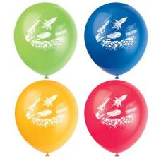 Balóny Thunderbirds 8 ks