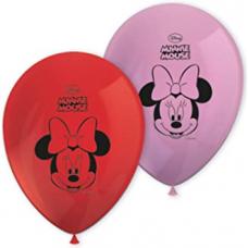 Balóny Minnie Mouse 8ks