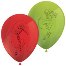 Balóny Čarovná Lienka 8 ks