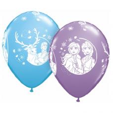 Balóny Frozen Q 11´´ RND