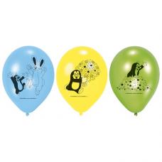 Balóny Krtko 6 ks