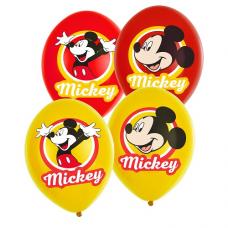 Balóny Mickey Mouse /6ks/