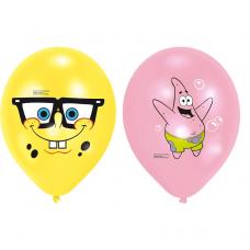 Balóny SpongeBob /6ks/