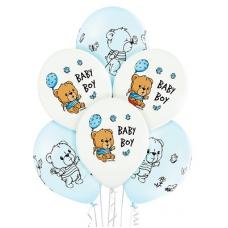 Balóny Je to Chlapec 6 ks