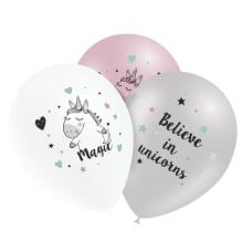 Balón Jednorožec - Believe in unicorn