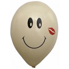 Balón Smajlík 3