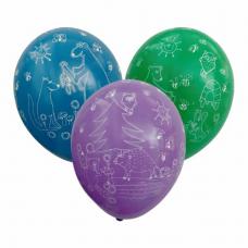 Balón Zvieratká
