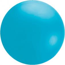 Balón Modrý veľký 120cm - 4FT Island Blue