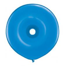 Balón modrý donutka DNT Dark Blue 40cm