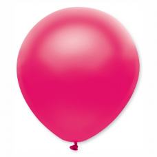 Balón metalický tmavo ružový 32 cm