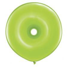 Balón zelený donutka DNT Lime Green 40cm