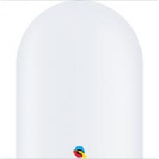 Balón modelovací biely 646Q Biely