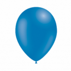 Balón Modrý p34 S10 - 26 cm