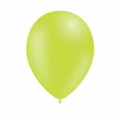 Balón Limetková zelená s113 S10 - 26 cm