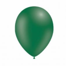 Balón Tmavo zelený p039 S10 - 26 cm