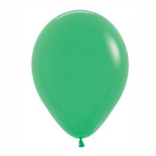 Balón Zelený Jade 028 R12 - 30cm