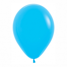 Balón Bledo Modrý 040 R12 - 30cm