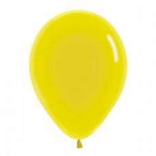 Balón Žltý priehľadný 320 R12 - 30cm