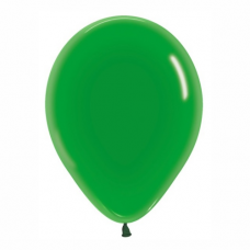 Balón Zelený priehľadný 330 R12 - 30cm
