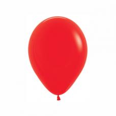 Balón Červený 015 R5 - 13cm