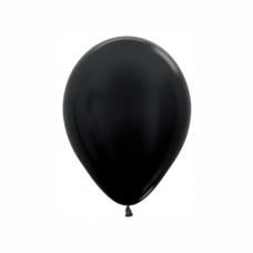 Balón metalický Čierny 580 R5 - 13 cm