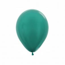 Balón metalický Tyrkys 536 R5 - 13cm