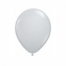 Balón šedý Q 5´´ Gray