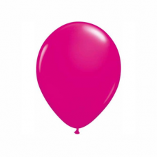 Balón tmavo ružový Q 5´´ Wild Berry