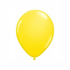 Balón žltý Q 5´´ Yellow