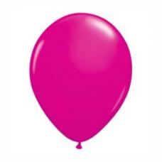 Balón tmavo ružový 28cm Wild Berry