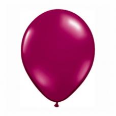 Balón burgundy 28cm Sparkling Burgundy