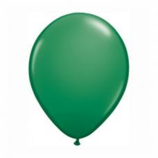Balón tmavo zelený 28cm Green