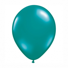 Balón tmavo zelený 28cm Jewel Teal