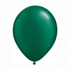 Balónik metalický tmavo zelený 28cm Forest Green PRL