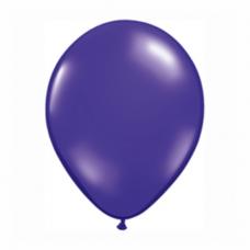 Balón fialový 28cm Quartz Purple